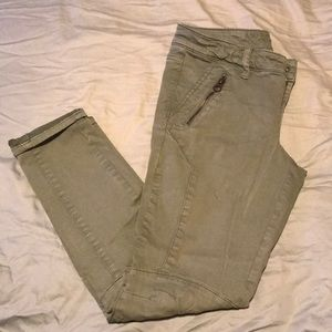 American Eagle Army Colored Pants